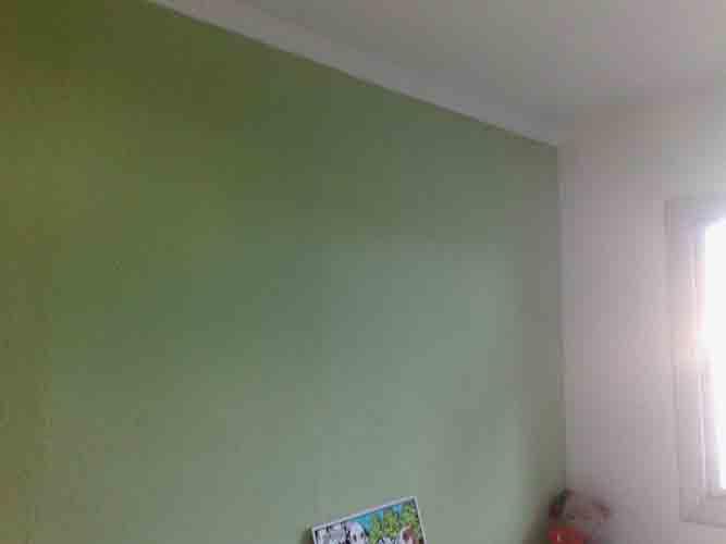 A g pintor - Pintura pared verde ...